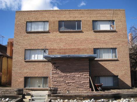 Denver Apartment Building SOLD – The Logan Apartments at 231 Logan Street, Denver, CO 80203 – Kyle Malnati (Madison Commercial Properties)