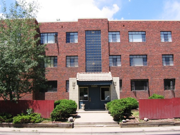 Apartment Building Front denver apartment building sold – the sudbury apartments at 1225