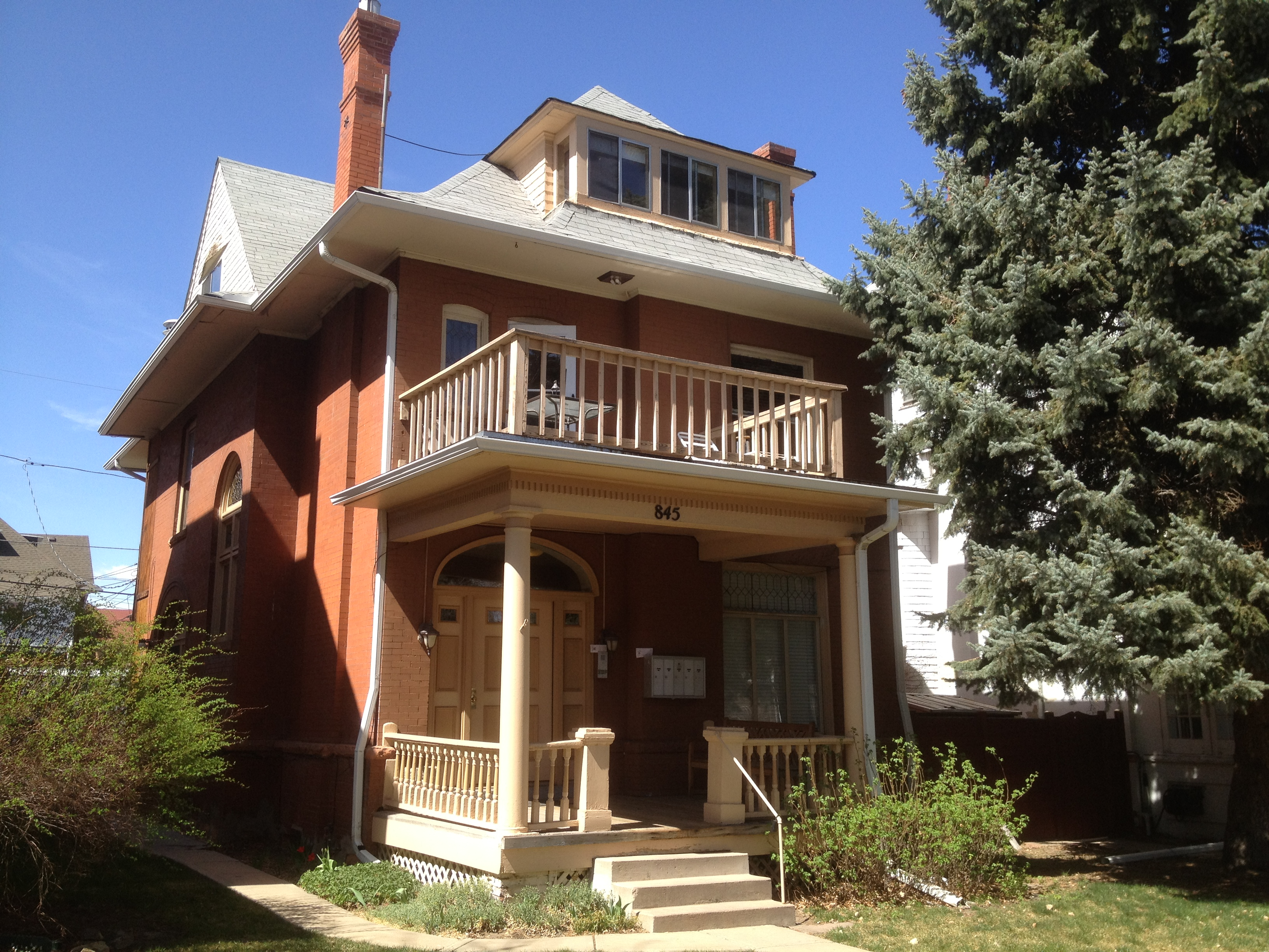 Capitol Hill -- Denver Apartment Building SOLD by Kyle Malnati