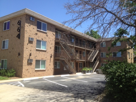 Denver Apartment Building Sold - Washington Park