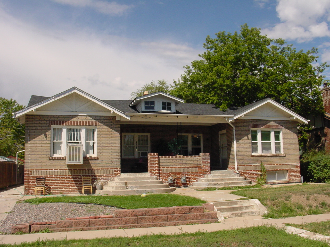 Denver duplex sold near sloan s lake denver apartment for Duplex builders near me