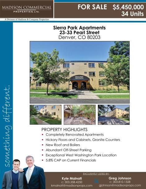 23-33 Pearl St - Brochure pg 1