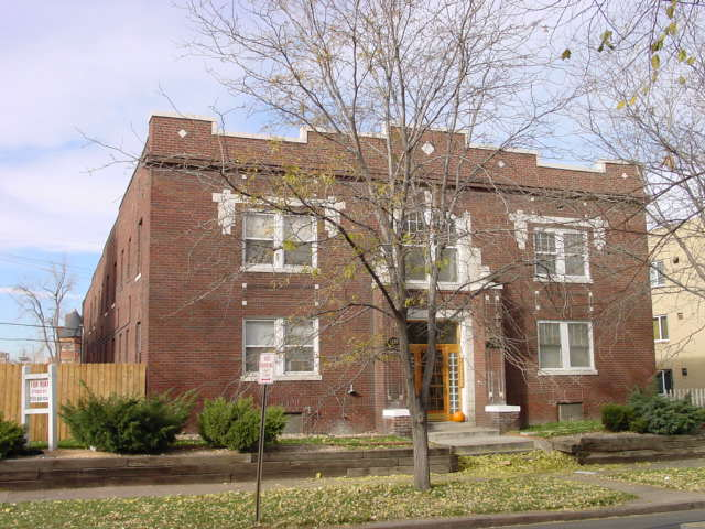 1115 Logan: Apartment Building Sale Denver (Capitol Hill ...