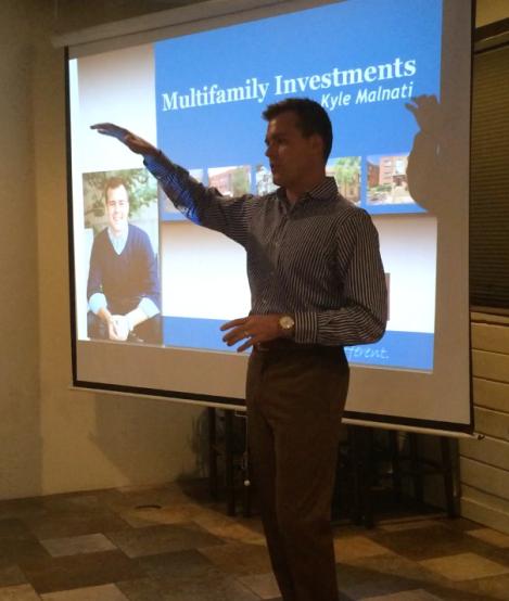 Denver Multifamily Broker: Kyle Malnati
