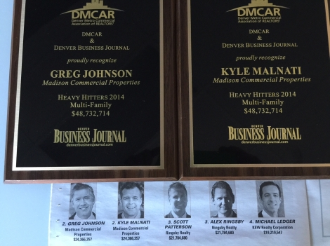 DBJ Heavy Hitters 2014 (Malnati/Johnson)