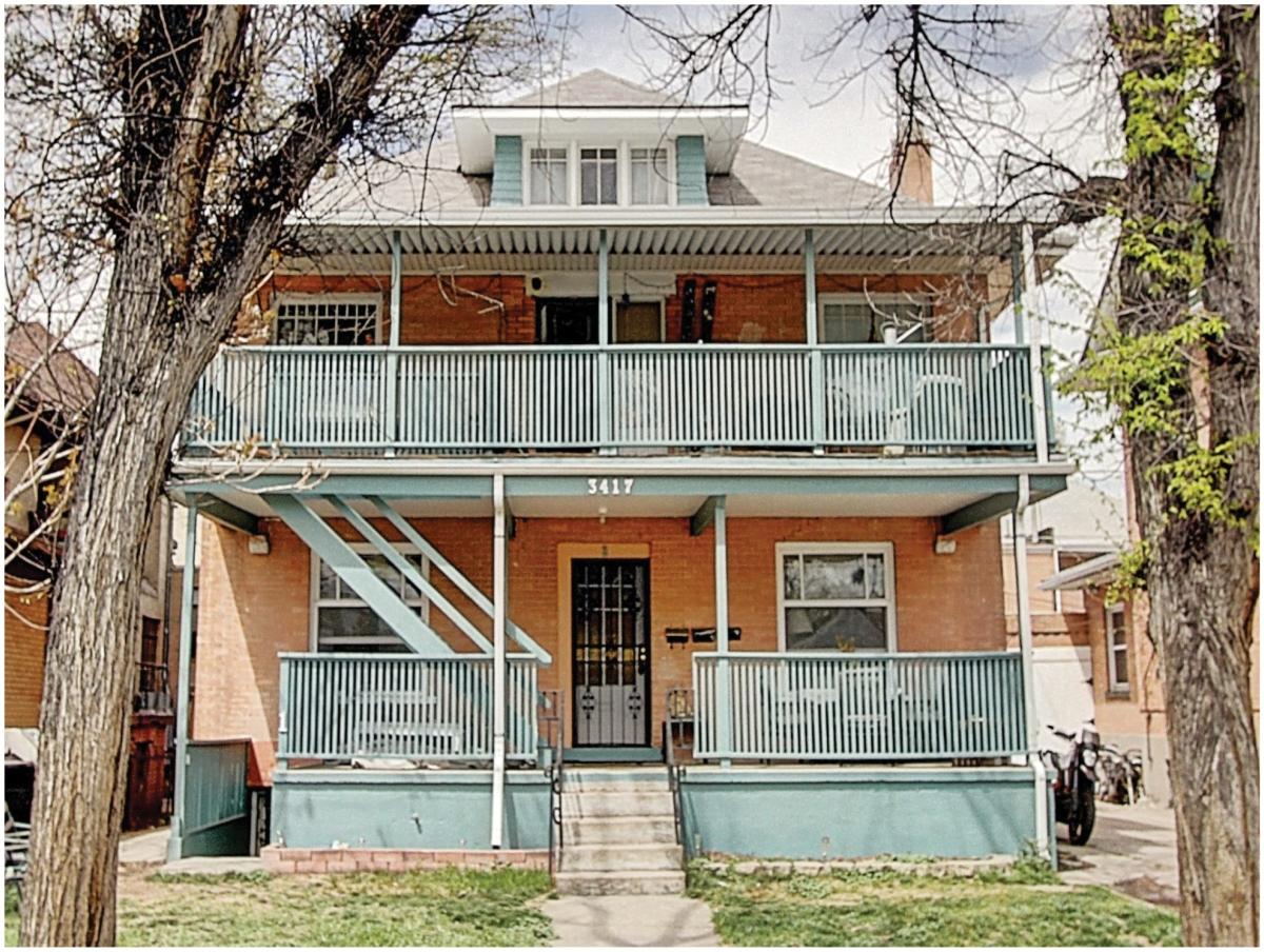 3417 East 14th: Denver Apartment Building Sale (Congress ...