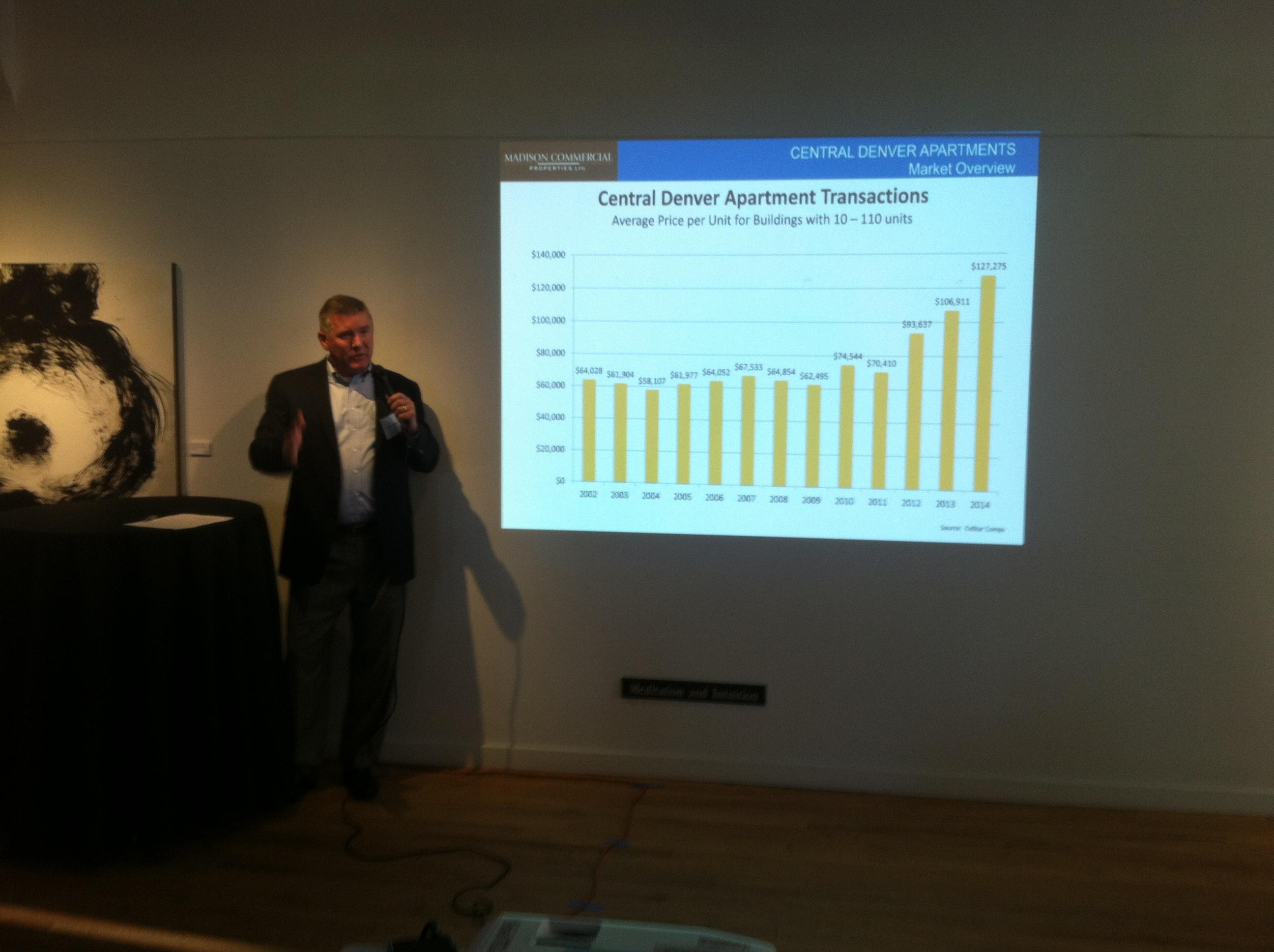 Denver  Property Tax Rolls