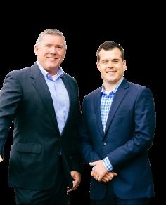 Kyle & Greg - no background 2016 photo