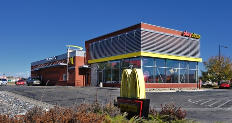 555 Jurassic Ct. - McDonalds in Fruita Photo